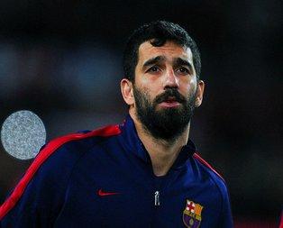 Barcelona Arda Turan'a acımadı
