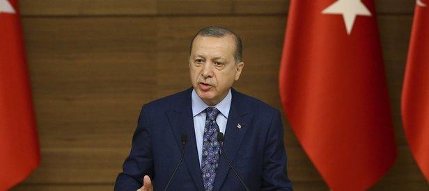 Cumhurbaşkanı Erdoğan: ABDye muhtaç değiliz