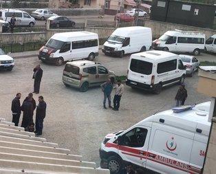 Köye giriş çıkışlar kapatıldı! Arazi kavgasında 4 kişi öldü