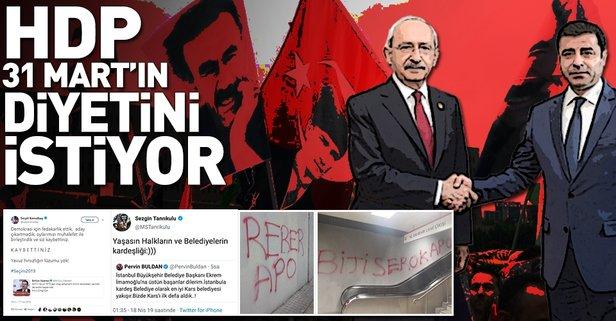 HDP CHP'den İstanbul'un diyetini istiyor