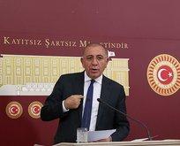CHP'li Gürsel Tekin'den yönetime sert eleştiri