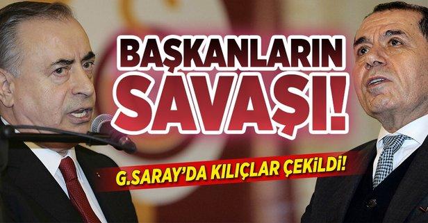 Galatasarayda başkanların kavgası