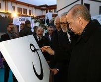 Erdoğan: Ülkelerin ve toplumların gücü kültür, sanatla ölçülür