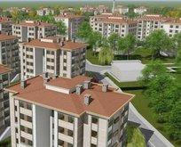 111 bin liradan başlayan fiyatlarla evler...