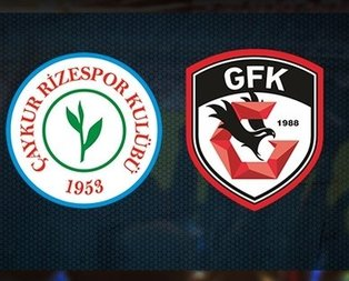 Çaykur Rizespor - Gazişehir | CANLI
