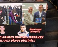İmamoğlu PKK'nın yanında duruyor