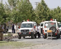 Afganistan'da Taliban saldırısı: 25 korucu öldü