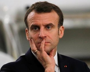 Macron'a büyük şok! Cezaevine gönderildi