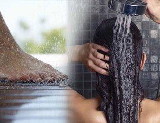Duşta ilk yıkadığınız yer karakter analizinde kullanılıyor