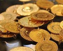 Çeyrek altın 495 TL, gram 306 TL'ye yaklaştı!