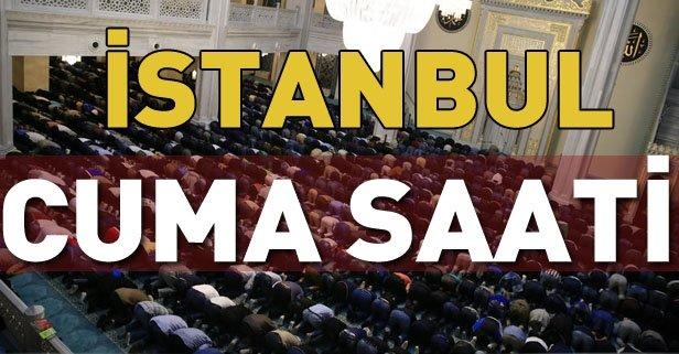 Istanbul Cuma Namazı Vakti 11 Ocak 2019 Istanbulda Cuma Saati