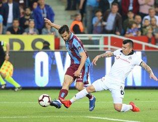 Fırtına evinde rakip tanımıyor | Trabzonspor:2 - Beşiktaş:1 Maç sonucu