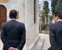 İmamoğlu Yunanistan'a konuştu: Ayasofya'nın ibadete açılması gibi bir ihtiyaç yok