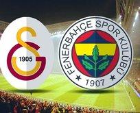 Galatasaray-Fenerbahçe derbisi öncesi flaş gelişme! Ortalık karıştı