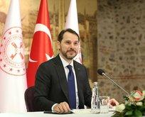 Bakan Albayrak açıkladı: Tarihin en yüksek rakamı