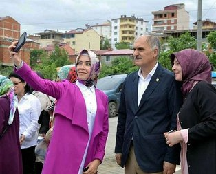 AK Parti Milletvekili Adayı Cemal Öztürk AK Parti Yatırımlarını Anlattı