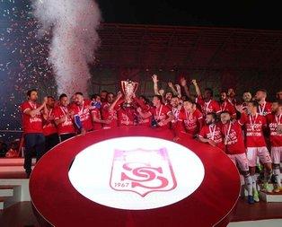 TFF 1. Lig'de Sivasspor şampiyon oldu