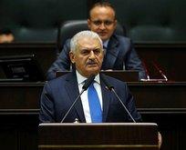 Başbakan Yıldırım'dan CHP'li Tezcan'a tepki