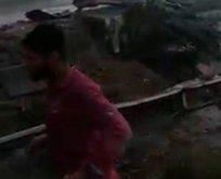 Adana'da inanılmaz kaza! Tam o an...
