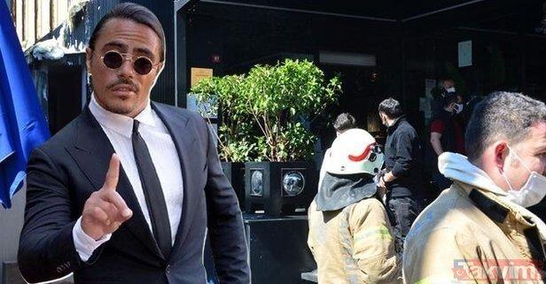 Nusret Gökçe'nin Beverly Hills'teki dükkanının aylık kirası dudak uçuklattı! Bölge sakinlerinin Nusret'ten haberi bile yok!
