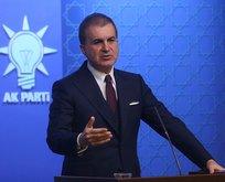 AK Parti Sözcüsü Çelik'ten Başbuğ açıklaması!