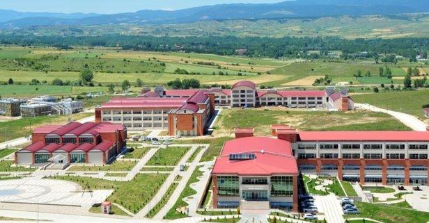 Kastamonu Üniversitesi akademik personel alacak