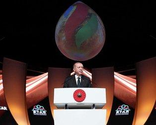 Başkan Erdoğan: Son 30 yılın en büyük reel sektör yatırımı