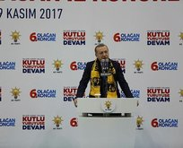 Erdoğandan Bayburtta çarpıcı mesajlar