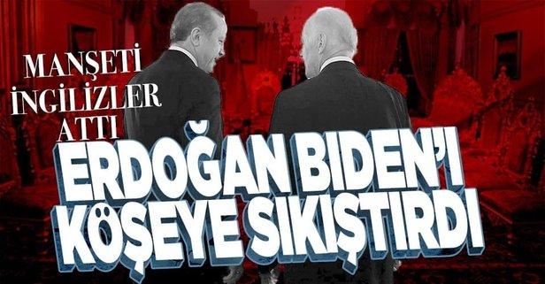 Erdoğan'ın çabaları Biden'ı sıkıştırıyor
