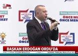 Başkan Erdoğan: Durmak yok yola devam