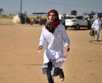 İsrail'in son kurbanı Razan hemşire