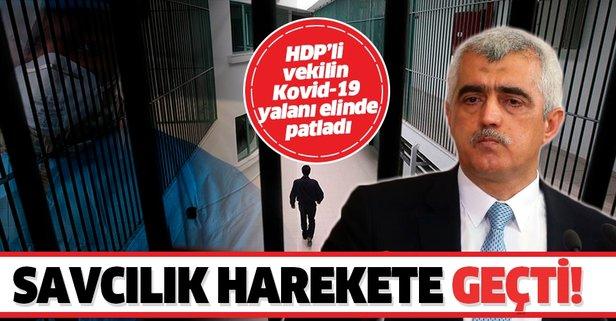 HDP'li vekilin koronavirüs yalanı elinde patladı
