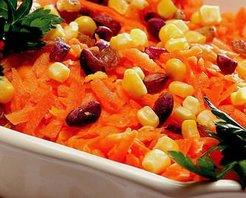 Akdeniz Usulü Havuç Salatası Tarifi