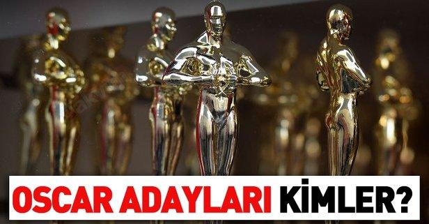 2019 Oscar Ödül Töreni adayları kimler?