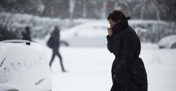 Meteoroloji Genel Müdürlüğünden Son Dakika Kar Ve Sağanak Yağış