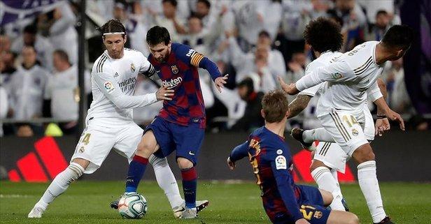 Real Madrid Barcelona maçı hangi kanalda şifresiz mi? El Clasico saat kaçta hangi kanalda?