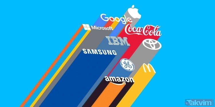 İşte  markalarının logolarındaki gizli anlam!