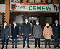 Bakan Ersoy'dan Tunceli'de cemevi ziyareti