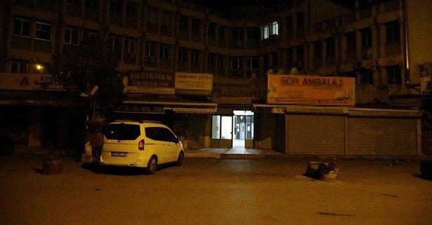 İzmir'de şüpheli son! Ofisinde bulundu