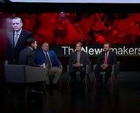 TRT World sunucusu İmran Gardadan efsane kapak