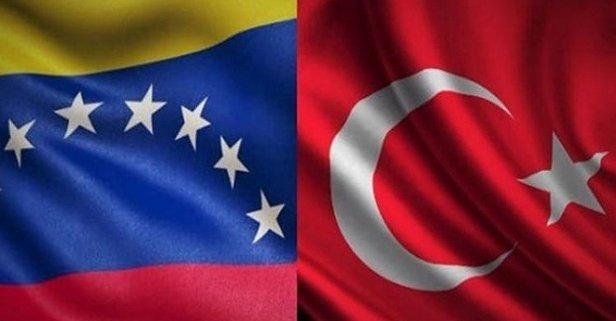Türkiye'den Venezuela açıklaması