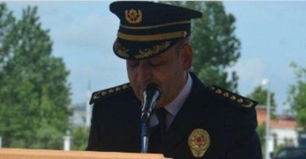 Polis Okulu Müdürü makamında intihar etti