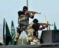 Suudi Arabistanda silahlı saldırı: 4 ölü, 4 yaralı