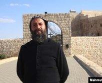 Mardin'deki rahip PKK'ya yardım ettiğini itiraf etti!