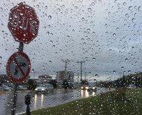 İstanbul ve 9 il için kuvvetli yağış uyarısı!