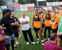 Bafetimbi Gomis, Galatasarayla vedalaştı
