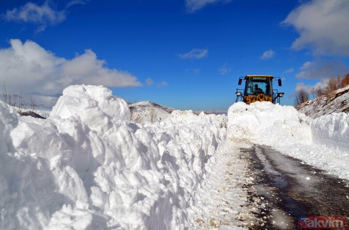 SON DAKİKA: O ilimizde kar kalınlığı 3 metreyi aştı! Çığ uyarısı geliyor | 16 Ocak hava durumu