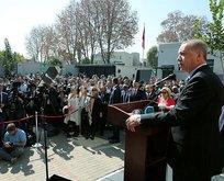 Başkan Erdoğandan Afrikada FETÖ mesajı