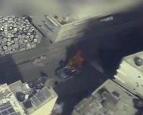 İsrail yaptığı suikastin görüntülerini yayınladı