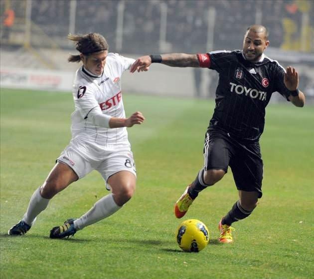 Manisaspor-Beşiktaş